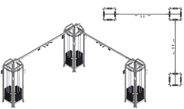 cm-712v_12_weight_stack_3_towers_v-shape_unit_with_multi-grip_chin_bar_suspension_trainers_1