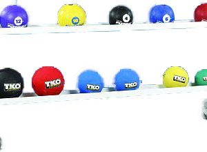 fw-130_2_tier_medicine_ball_rack_w_wheels